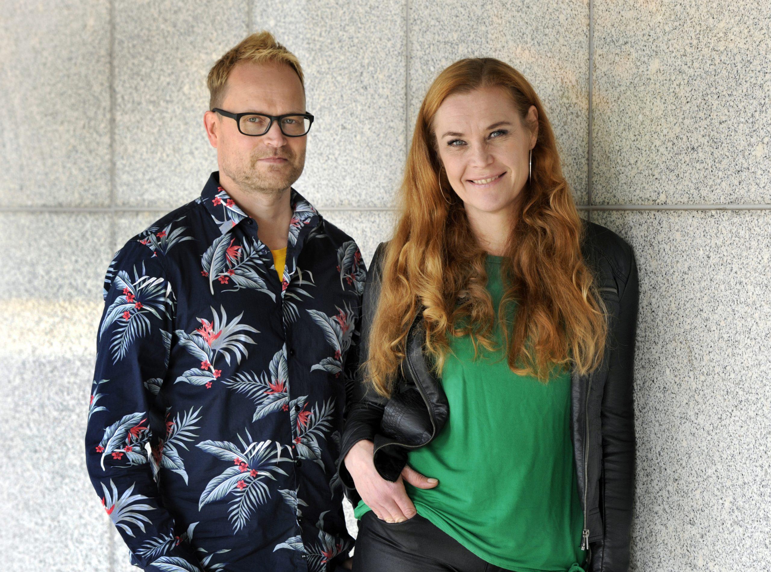 Jukka Behm & Katariina Hakaniemi