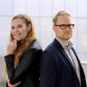 Jukka Behm ja Katariina Hakaniemi