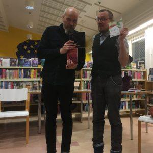 Janne Nevala & Heikki Lahnaoja